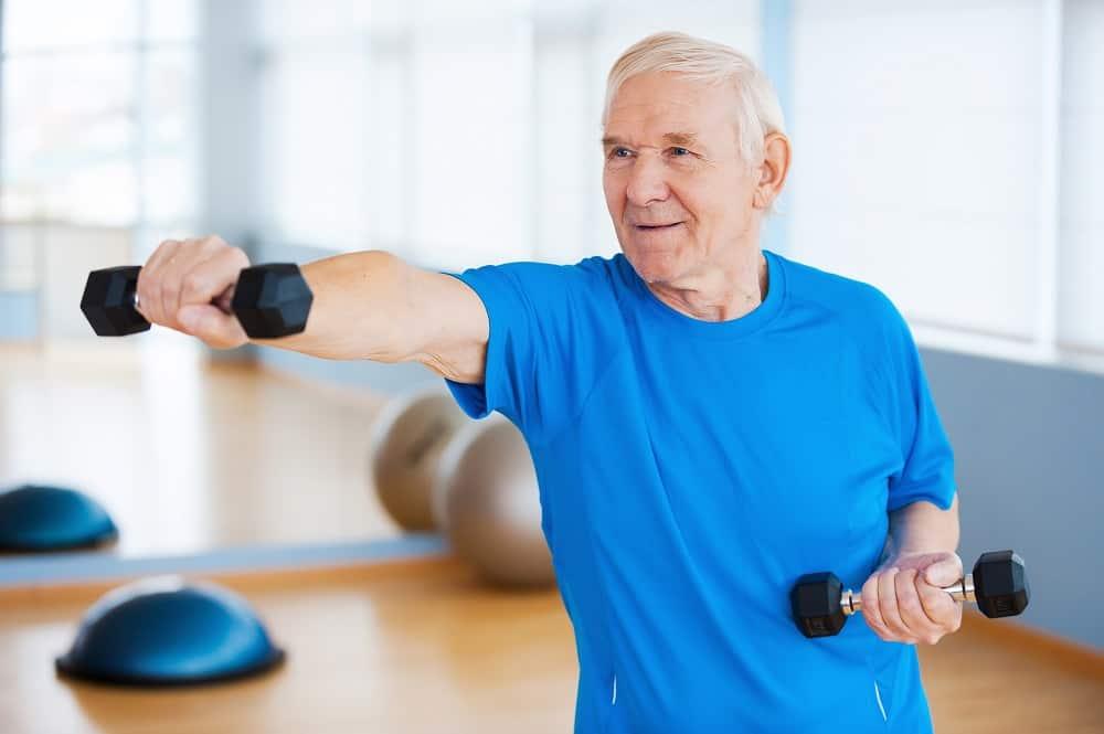 Chair Exercises for Seniors in Residential Care