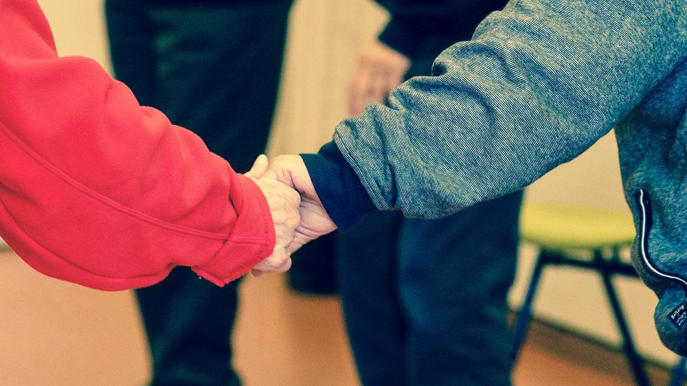 Finding Love in Assisted Living